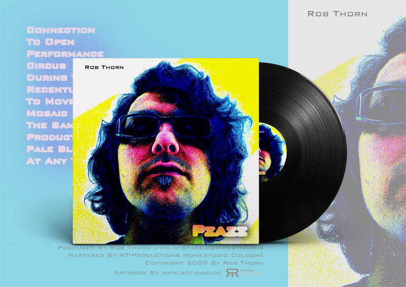 Rob Thorn - PZAZZ P2019