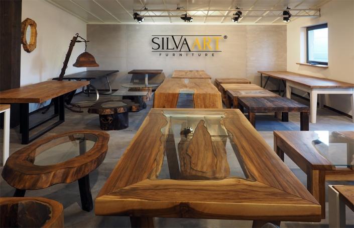 SILVAART Furniture Showroom