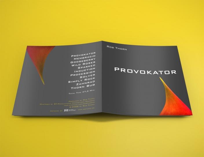 CD_PlattenCover-Rob_Thorn-Provokator