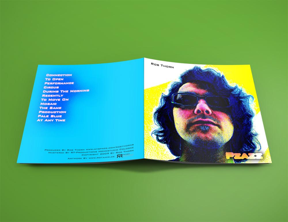 CD_PlattenCover-Rob_Thorn-Pzazz