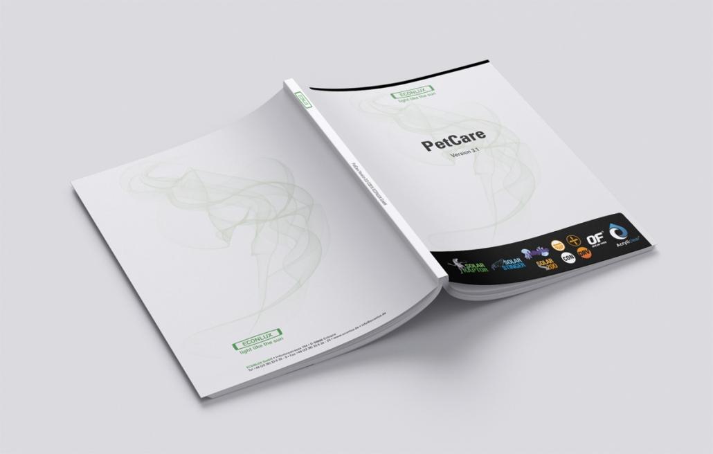 PetCare Katalog Umschlag