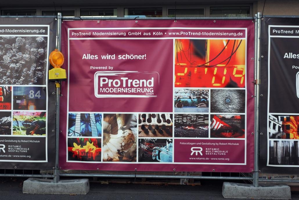ProTrend Modernisierung Rotamic Outdoor-Banner Bild1