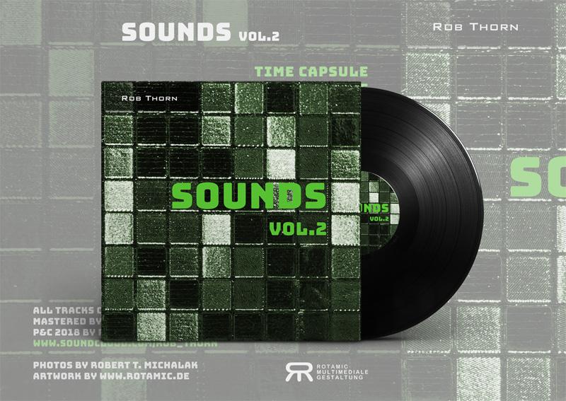Rob Thorn-SOUNDS Vol.2 C&P 2018