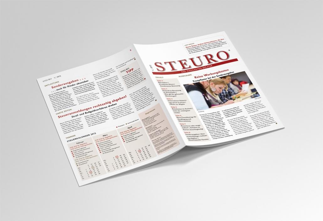 Steuro Zeitschrift