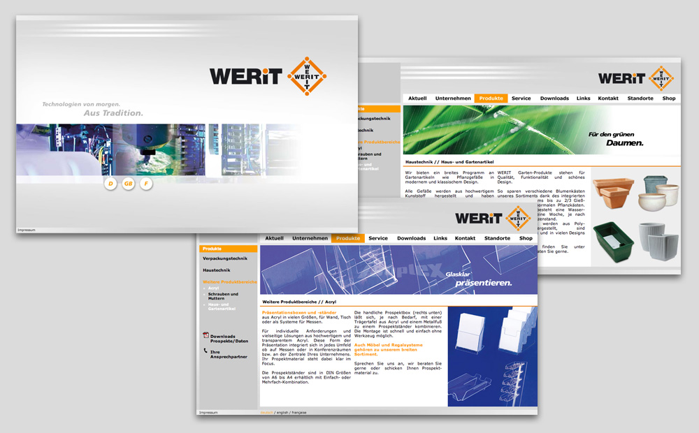 Werit Flashbanner